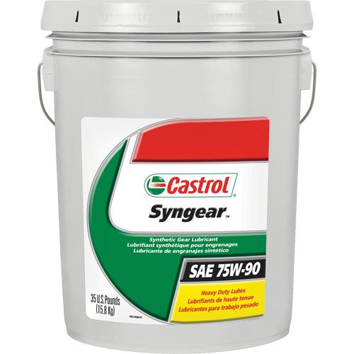 CASTROL Syngear 3750 75W90 Gear Lubricant   SCN Industrial