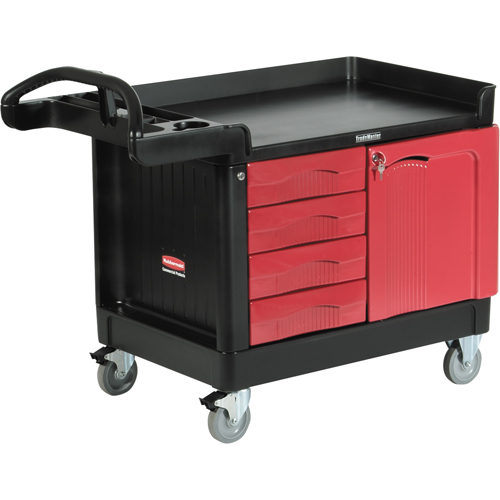 Rubbermaid Trademaster Mobile Cabinets Amp Work Centres