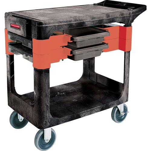 Rubbermaid Maintenance Tool Cart Scn Industrial