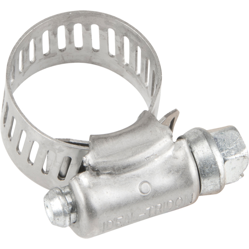 IRP INDUSTRIAL RUBBER HOSE CLAMP SS & ZINC PLATED REUSABLE 3