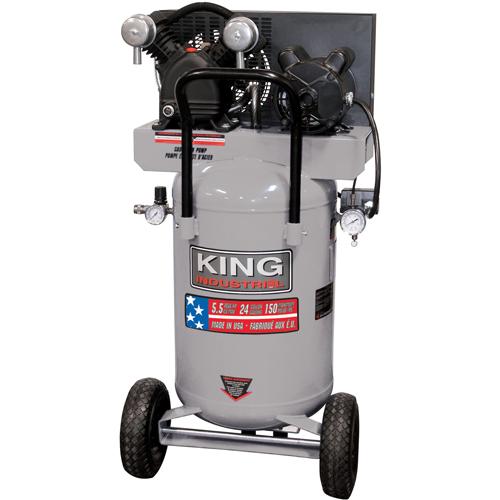 king canada compresseurs industriels king canada