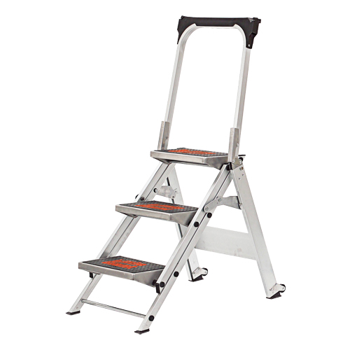 Safety Stepladder with Bar & Tray VD432 | SCN Industrial