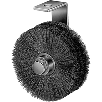 Brosses plates, rondes ou Roto AB039 | SCN Industrial