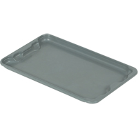 Stack-N-Nest® Plexton Containers - Covers CF672 | SCN Industrial