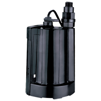 Automatic Submersible Utility Pump DC652 | SCN Industrial