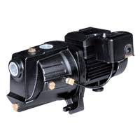 Dual Voltage Cast Iron Shallow Well Jet Pump DC662 | SCN Industrial