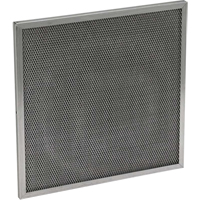 Washable CWA Aluminum Metal Filter  EA588 | SCN Industrial