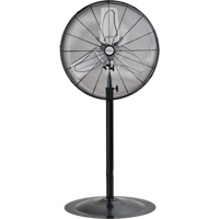 Non-Oscillating Pedestal Fan EA642 | SCN Industrial