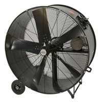 Heavy-Duty Fixed Belt Drive Drum Fan EA662 | SCN Industrial