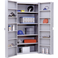 Deep Door Storage Cabinet FB024 | SCN Industrial