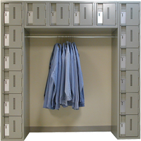 All-Welded Archettes Concorde™ Heavy Duty Lockers FL359 | SCN Industrial