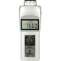 Tachometer non-contact LCD display HF516 | SCN Industrial