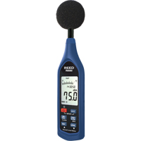 REED Sound Level Meter/Data Logger IB749 | SCN Industrial