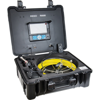 REED R9000 Pipe Video Inspection System IB751 | SCN Industrial