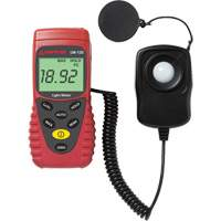 LM-120 Light Meter with Auto Ranging IC079 | SCN Industrial