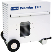 Forced Air Propane Heater JG964 | SCN Industrial