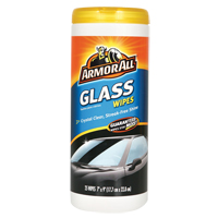 ARMOR ALL ® Glass Cleaning Wipes JH324 | SCN Industrial
