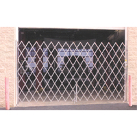 Galvanized Folding Security Gates KA036 | SCN Industrial