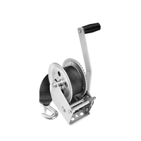 Single Speed Trailer Winches LV342 | SCN Industrial