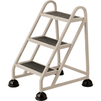 Aluminum Stop-Step Ladders MD624 | SCN Industrial