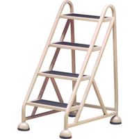 Aluminum Stop-Step Ladders MD625 | SCN Industrial