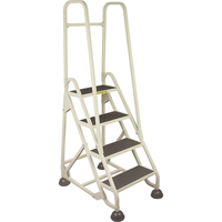Aluminum Stop-Step Ladders MD627 | SCN Industrial