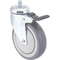 Zinc Plated Caster MI946 | SCN Industrial