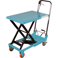 Hydraulic Scissor Lift Table MJ518 | SCN Industrial