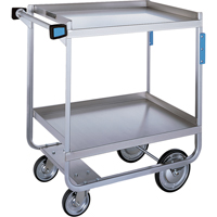 Heavy-Duty Stainless Steel U Frame Carts MK972 | SCN Industrial