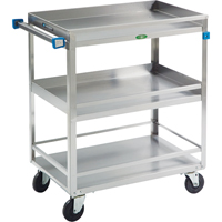 Stainless Steel Guard Rail Carts MK975 | SCN Industrial