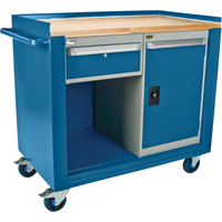 Industrial Duty Mobile Service Benches ML326 | SCN Industrial