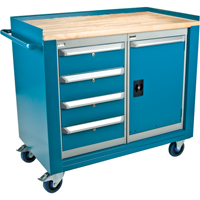 Industrial Duty Mobile Service Benches ML327 | SCN Industrial