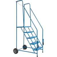 Trailer Access Rolling Ladder MO010 | SCN Industrial