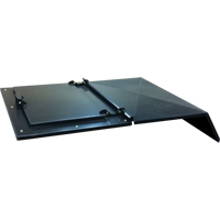 Steel Cover for Self-Dumping Hopper MO032 | SCN Industrial