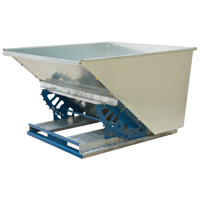 Knocked-Down Self-Dumping Hopper MO130 | SCN Industrial