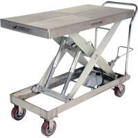 Manual Hydraulic Lift Table MO868 | SCN Industrial