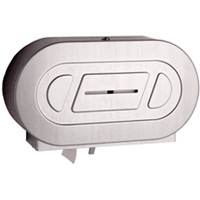 Twin Jumbo-Roll Toilet Tissue Dispenser NG450 | SCN Industrial