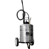 Stainless Steel Cart Sprayers NJ084 | SCN Industrial