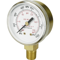 Brass Gauges NT616 | SCN Industrial