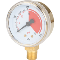 Brass Gauges NT618 | SCN Industrial