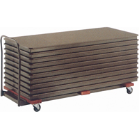 Flat Stack Table Caddy OA527 | SCN Industrial