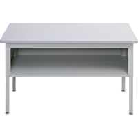 E-z Sort<sup>®</sup> Mailroom Furniture-sorting Tables With Shelf-base Table With Shelf OD938 | SCN Industrial