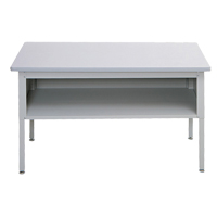 TABLE ADJUSTABLE HEIGHT;GRAY 60X30X36 OE671 | SCN Industrial