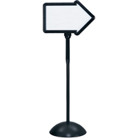 Dry Erase Message Signs - Arrow Directional Signs OE765 | SCN Industrial