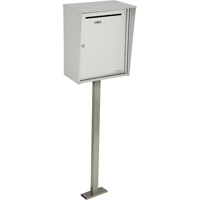 Collecting Boxes - Surface Mounted - Box with pedestal OG371 | SCN Industrial
