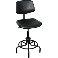 Steel Base Swivel Stools OJ975 | SCN Industrial