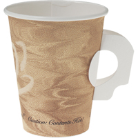 Paper Coffee Cup /w Handle OK093 | SCN Industrial