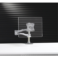 Single-Screen, Height-Adjustable Double-Extension Arm OK385 | SCN Industrial