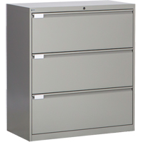 3-Drawer Lateral Filling Cabinet OP218 | SCN Industrial