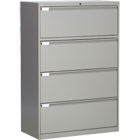 4-Drawer Lateral Filling Cabinet OP221 | SCN Industrial